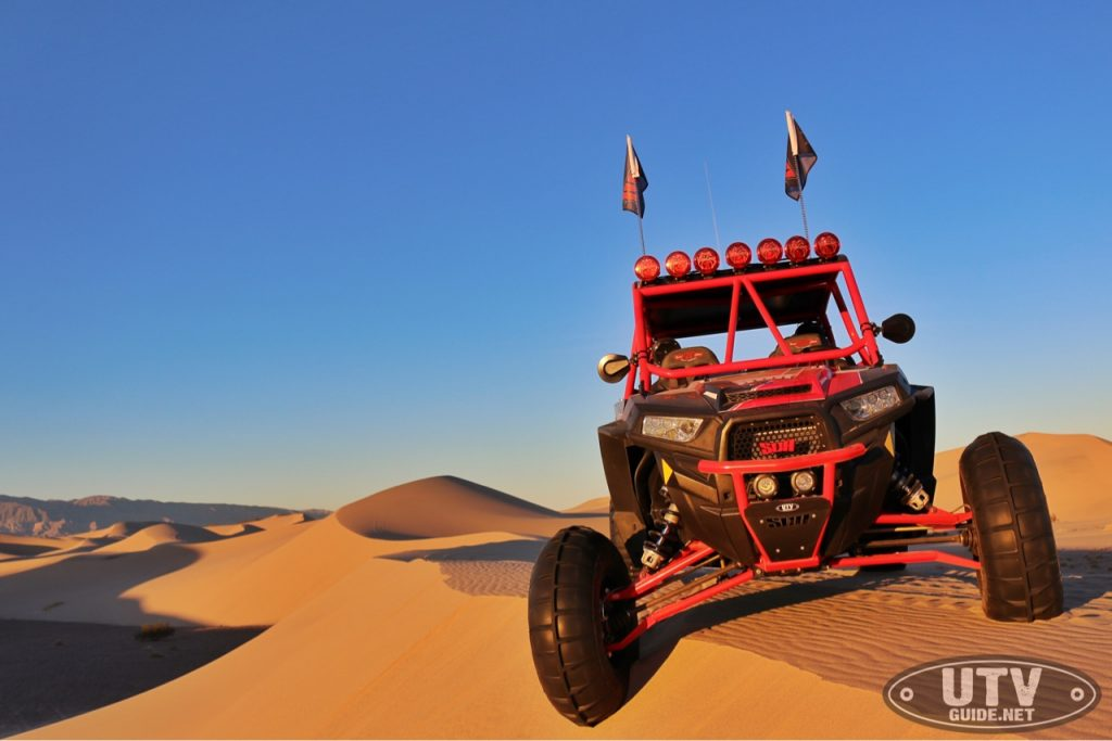Long Travel Polaris RZR XP4 Turbo