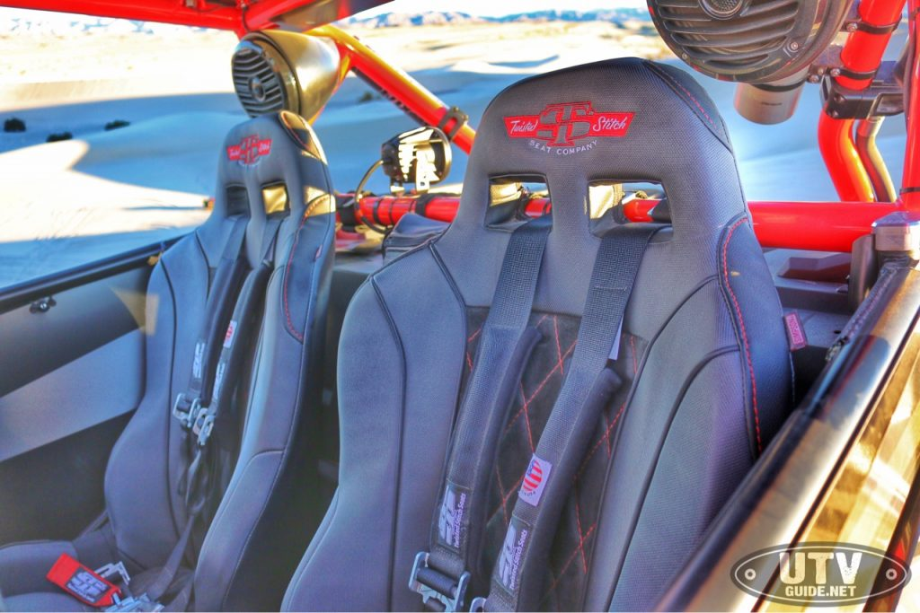 Simpson Vortex Seats