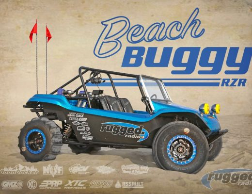 Rugged Beach Buggy RZR