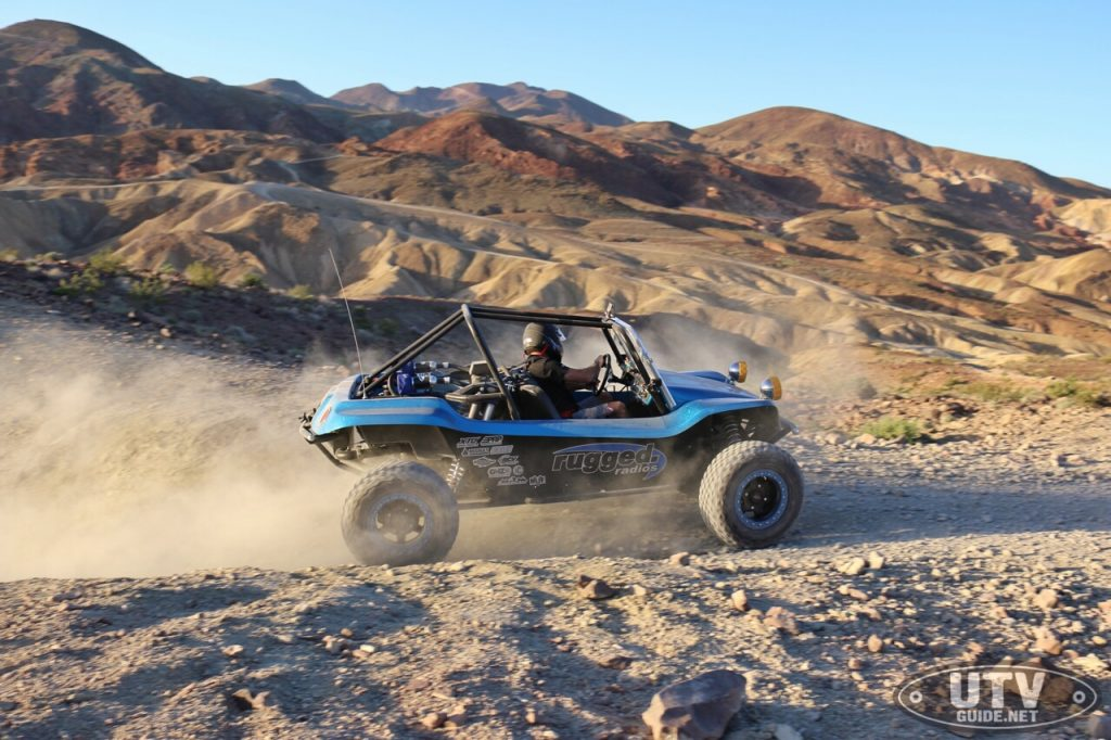 Rugged Radios Beach Buggy