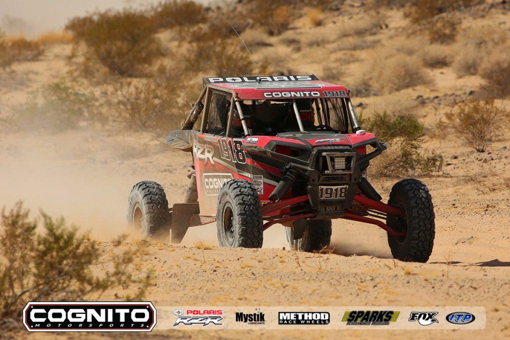 Cognito Motorsports Hellrasier XP1K