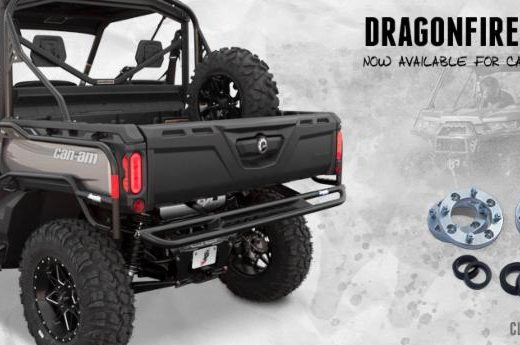 Can-Am Defender Lift Kit