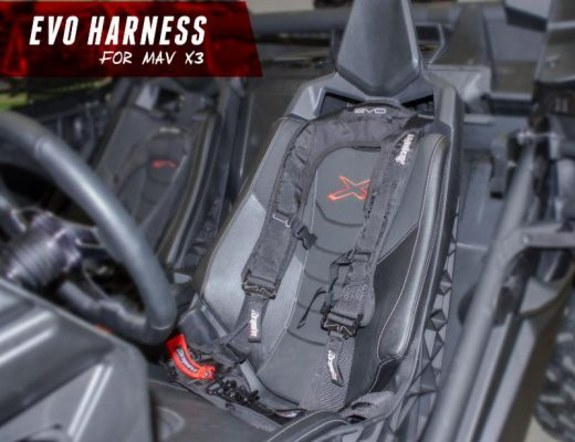 Can-Am Maverick X3 Harnesses