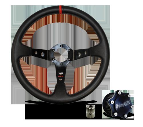 Can-Am Maverick X3 Steering Wheel