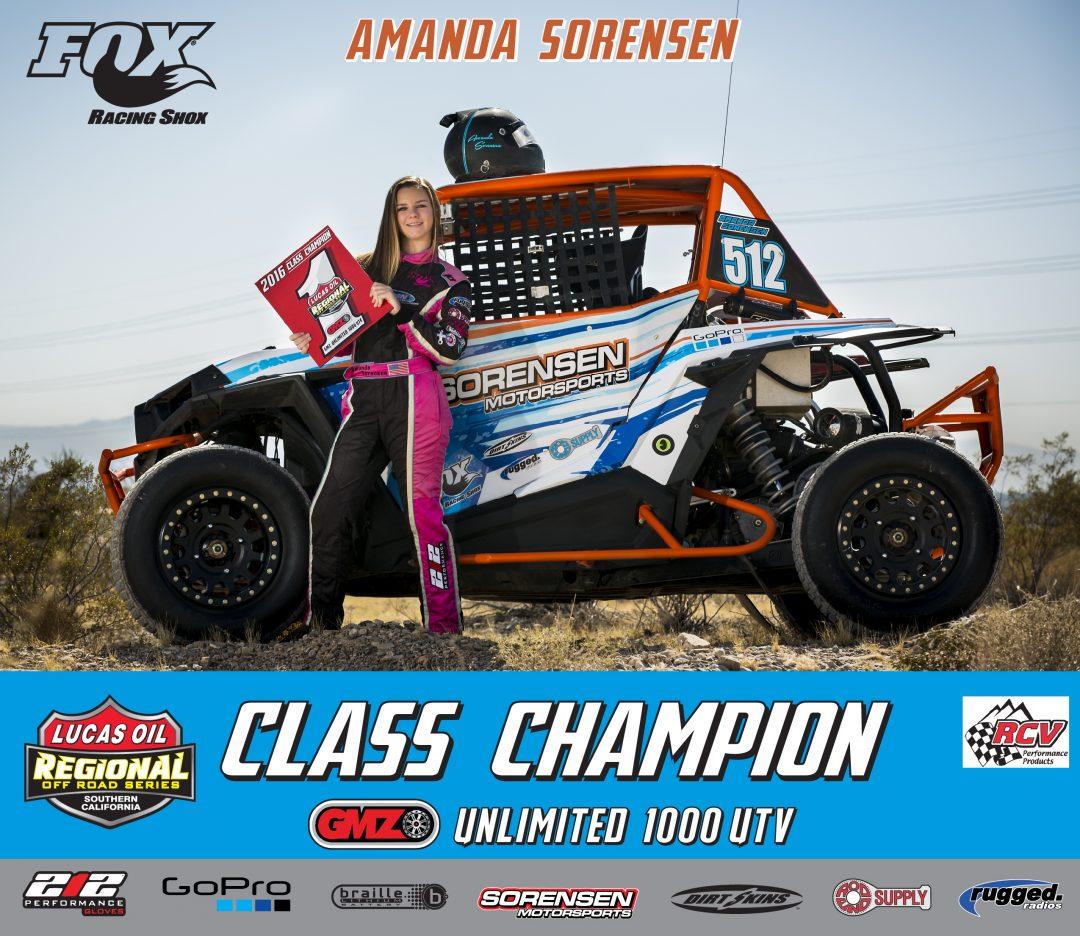 Amanda Sorensen