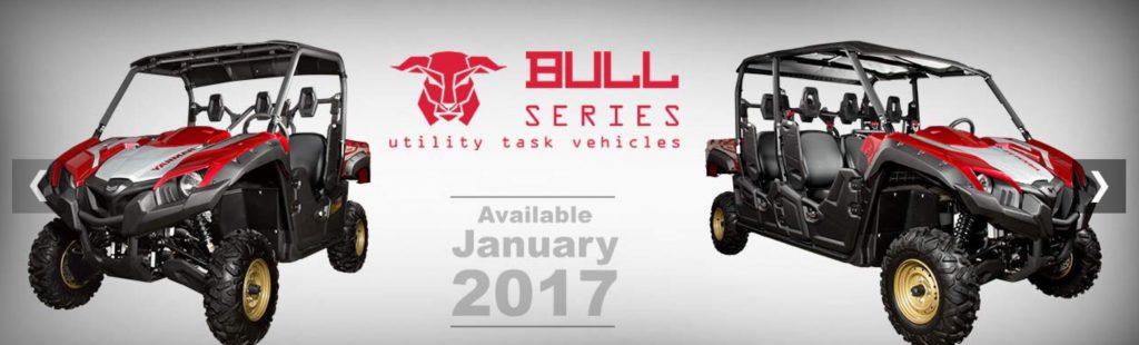 Yanmar Bull Series UTV