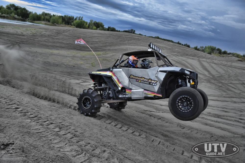 Boondocker Long Car RZR