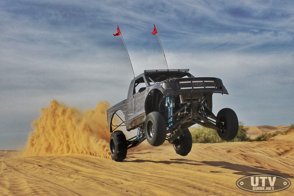 Sandcraft Trophy RZR