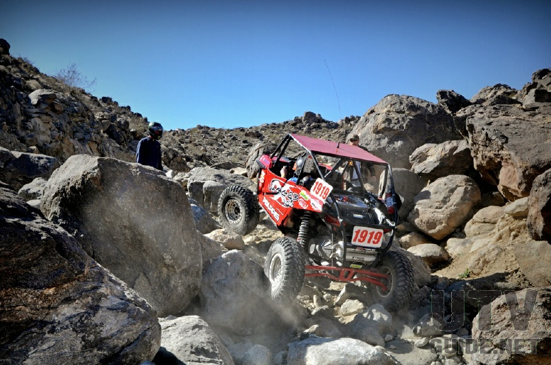 2014 King of the Hammers UTV Race