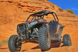 POLARIS RZR XP1000 GOLD MATTE METALLIC LE