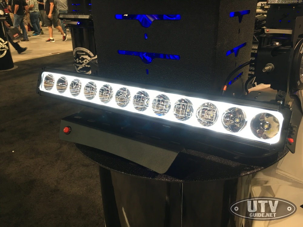Vision X XPR Halo LED Light Bar
