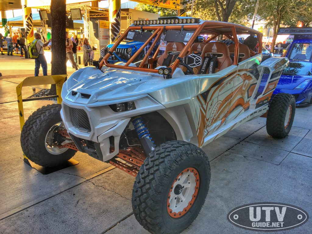 Assault Industries RZR XP 4