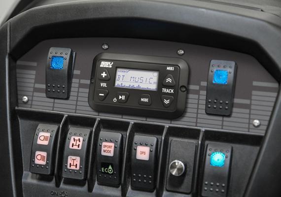 Ssv Works Introduces Mrb3 Bluetooth Media Controller Utv