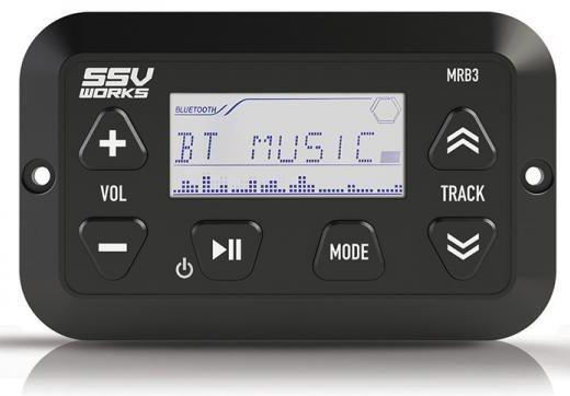 SSV Works MRB3 Bluetooth Media Contoller