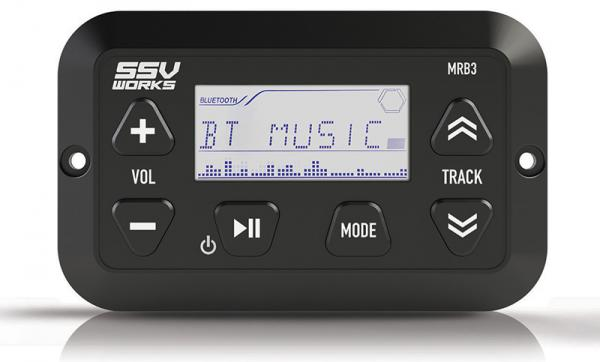 SSV Works MRB3 Bluetooth Media Contoller