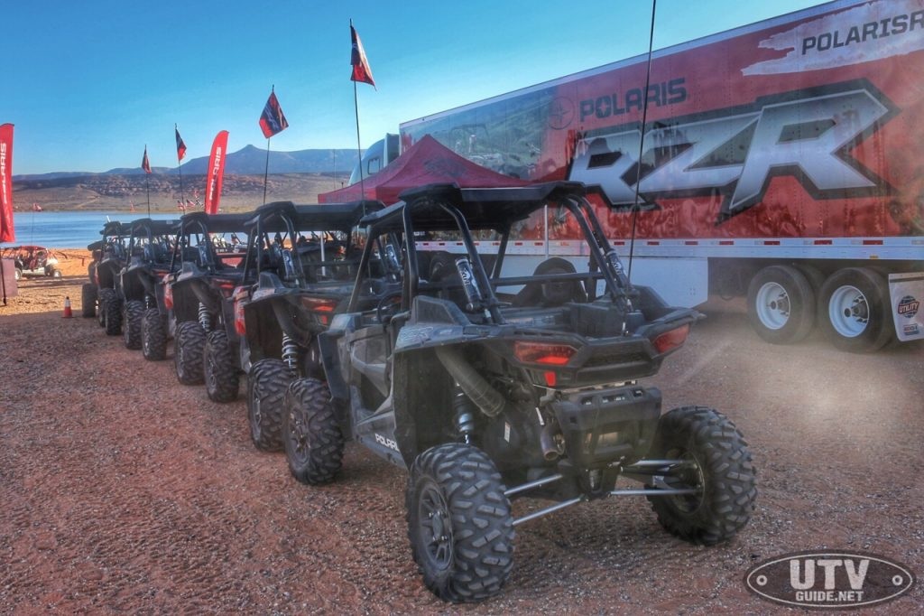 Polaris RZR XP Turbo Demo Rides