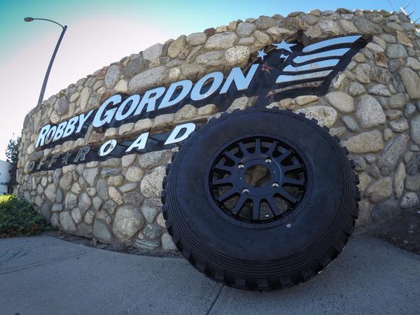 Tensor DS UTV Race Tire