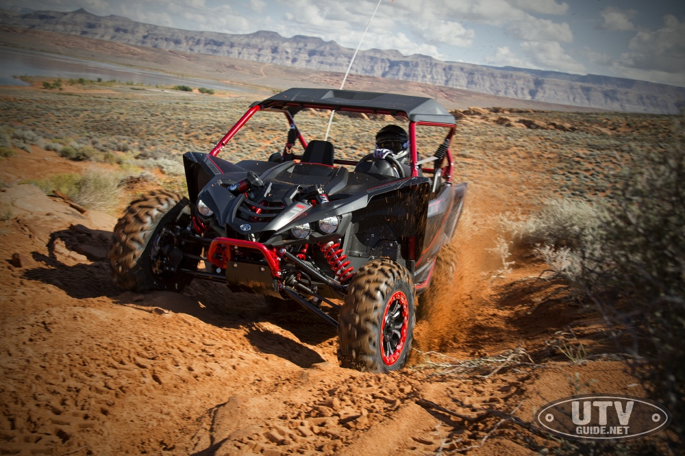Yamaha YXZ1000R SE FOX Podium X2 Review - UTV Guide