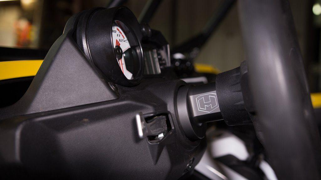 Yamaha YXZ1000R Steering Quickener