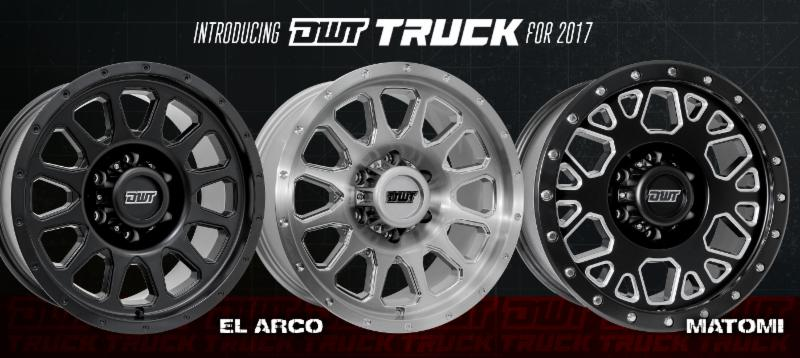 DWT Truck Wheels