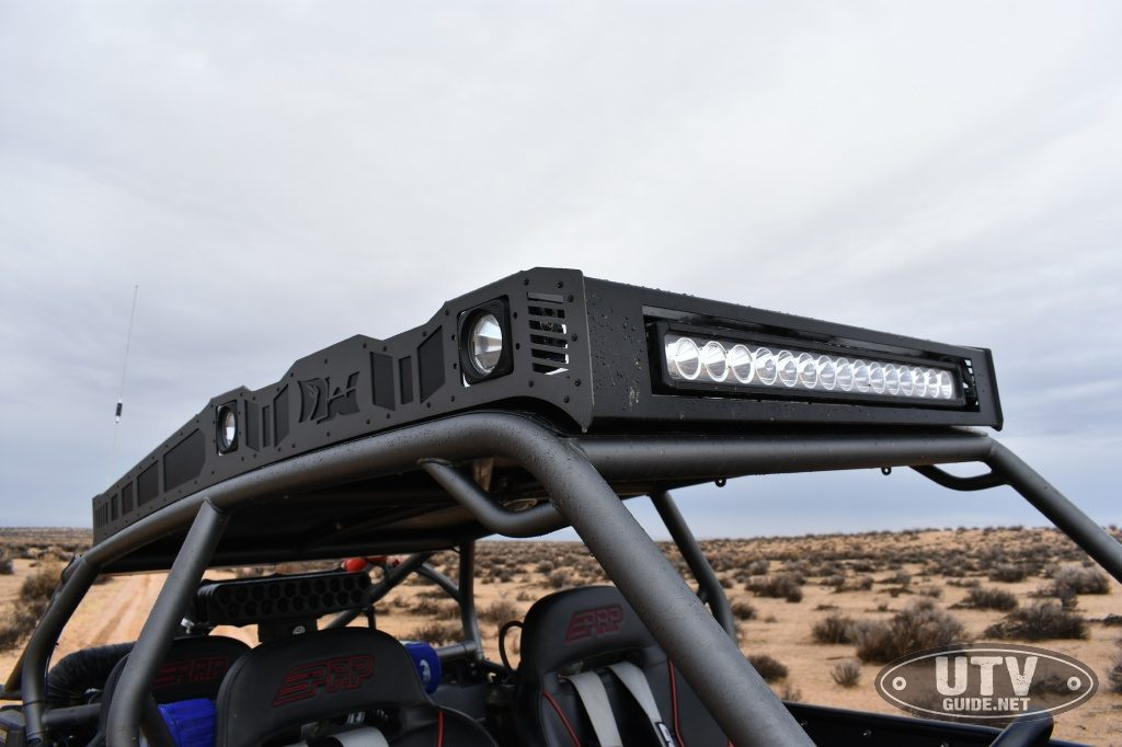 DesertWorks Expedition Rack