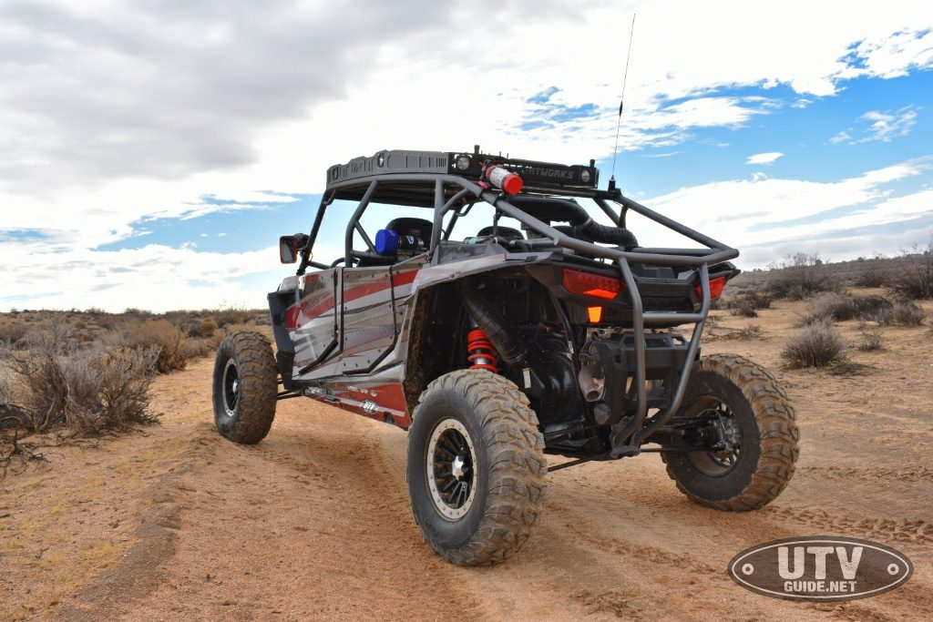 DesertWorks Expedition RZR