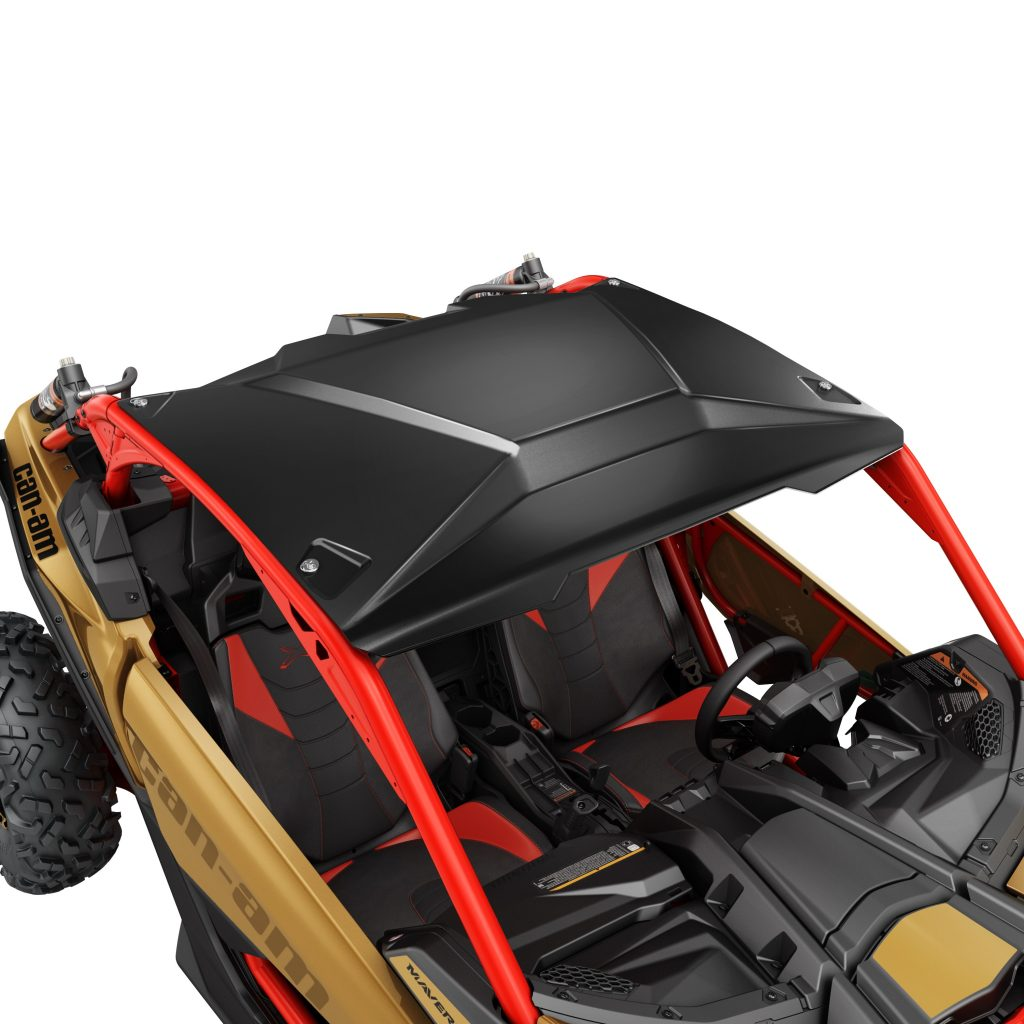 Can-Am Maverick X3 Formed Aluminum Roof