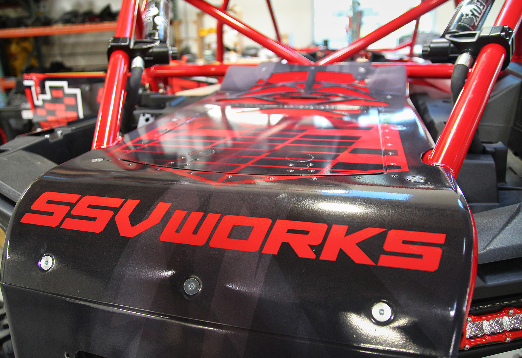 Ssv Works Incredible 2017 Rzr Xp4 Turbo Build The