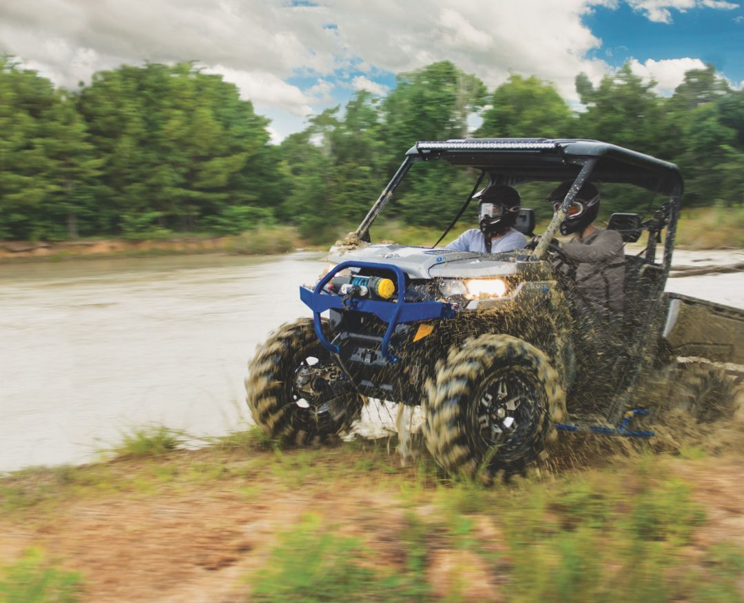 S3 For Can-Am Accessories Bolster the Defender SxS - UTV Guide