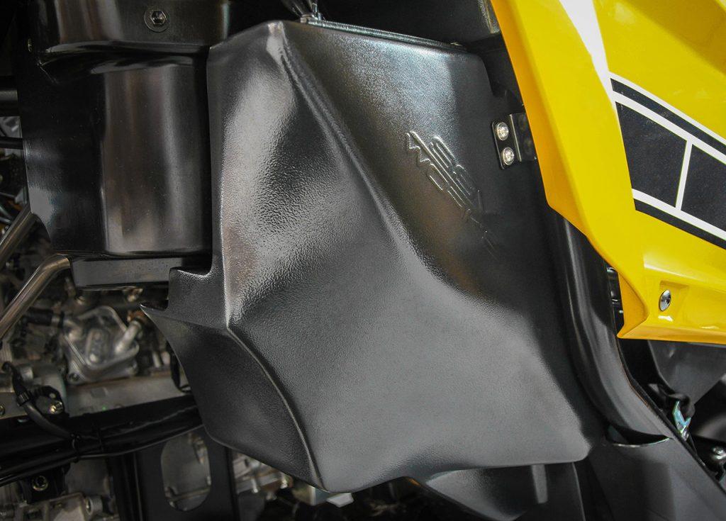 Yamaha YXZ1000R Subwoofer