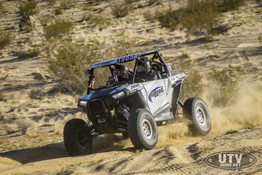 2017 King of the Hammers UTV Race