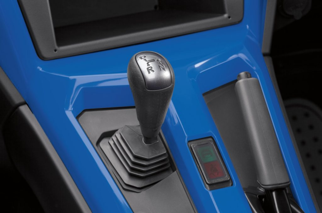 Matte Carbon and Black Yamaha YXZ1000R Sport Shift SE