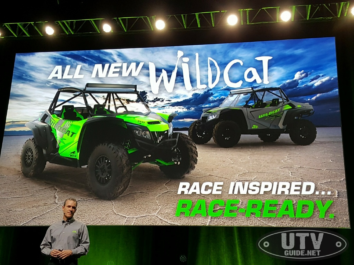 Quick Look At The New 2018 Arctic Cat Wildcat Xx Utv Guide