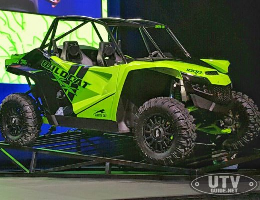 Textron Off Road Wildcat XX