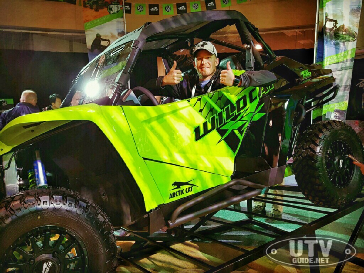 QUICK LOOK AT THE NEW 2018 ARCTIC CAT WILDCAT XX - UTV Guide
