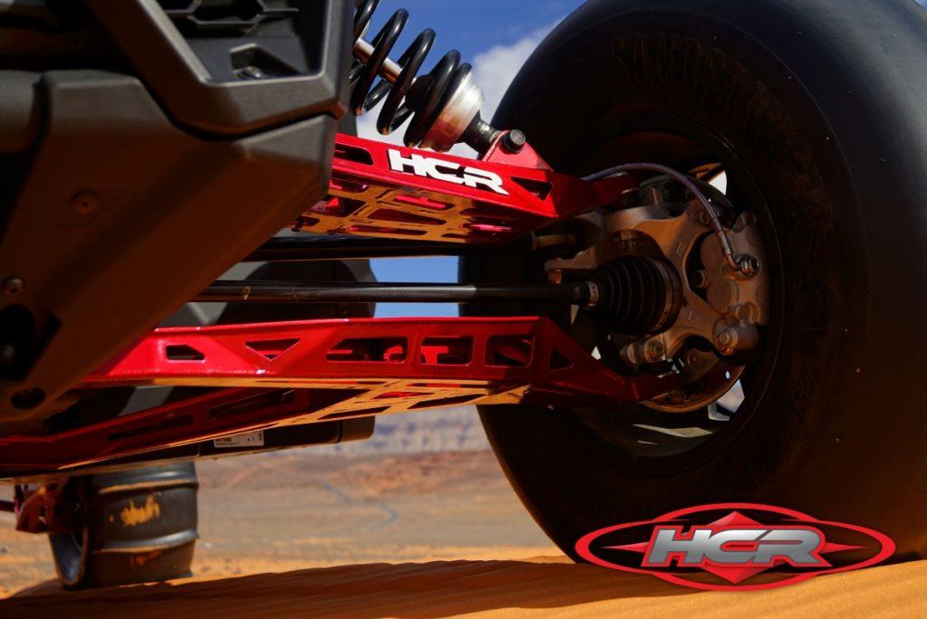 HCR Racing Can-Am Maverick X3 Suspension
