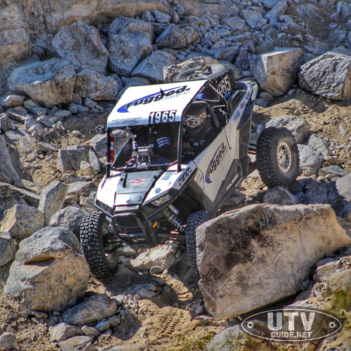2017 King of the Hammers UTV Race Recap – Rugged Radios Blog