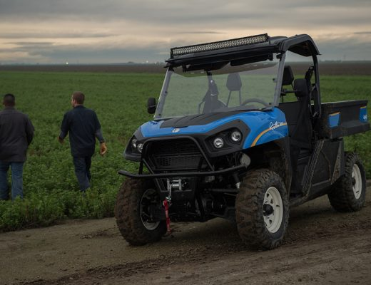 New Holland Agriculture Rustler 850