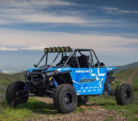 Polaris RZR Star Car
