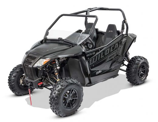 2017 Arctic Cat Wildcat Sport SE