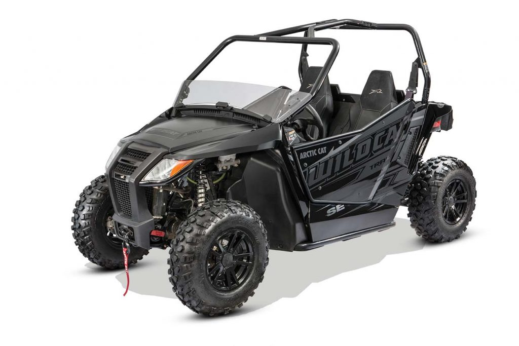 2017 Arctic Cat Wildcat Trail SE