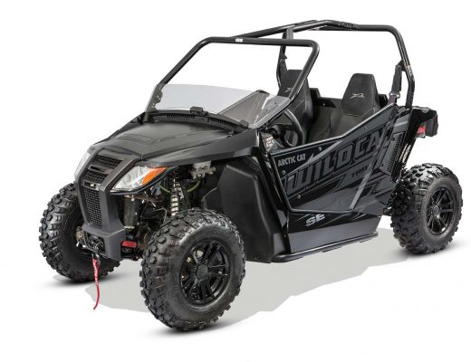 Textron Wildcat Trail SE