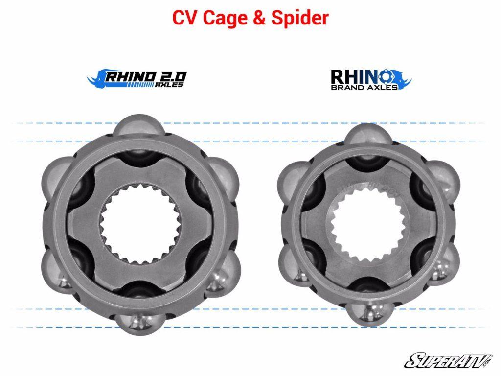 SuperATV Rhino 2.0 CVs