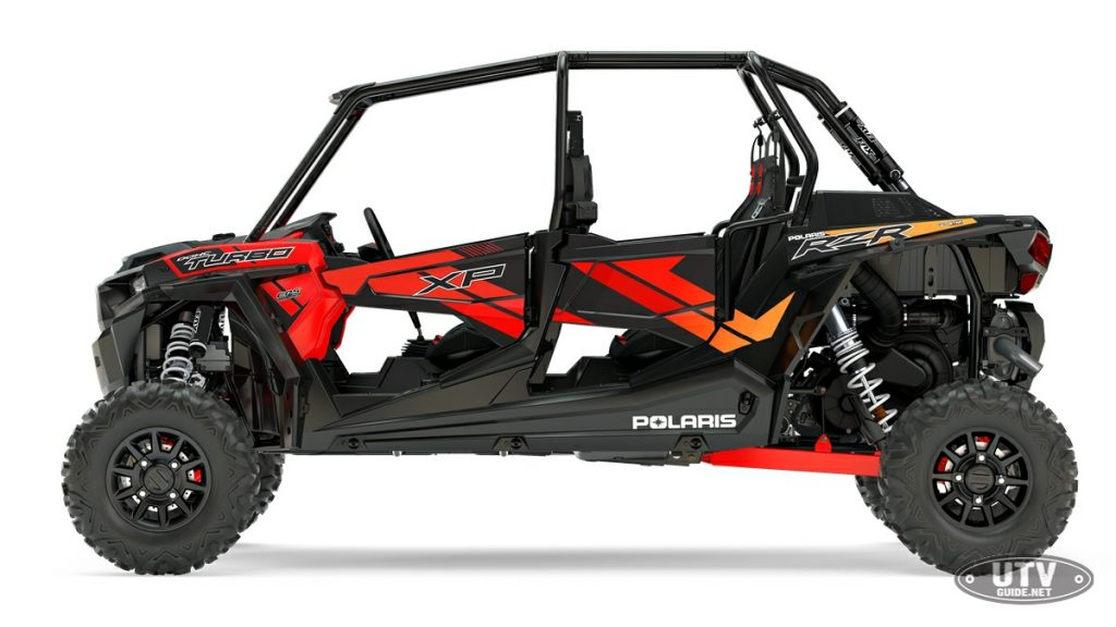 2017 Polaris RZR XP4 Turbo