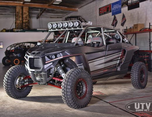 ALTERNATIVE OFFROAD EL JEFE RZR