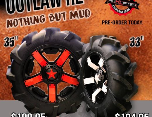 HighLifter Outlaw R2 Tire