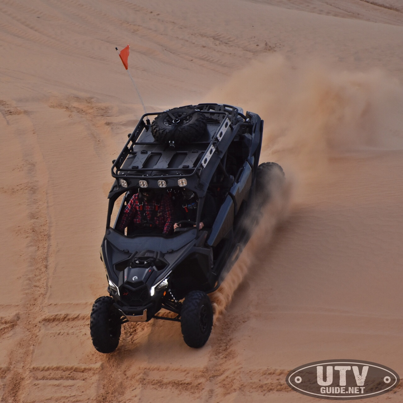 2017 Can Am Maverick X3 Max X Ds Dune Review Utv Guide