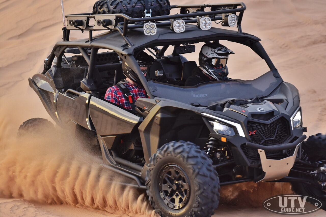 Can am maverick x3 max