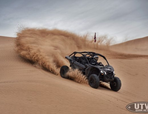 Can-Am Maverick X3 X ds