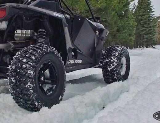 Pro Armor WhiteOut Snow Tire